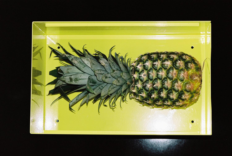 fruit pineapple fruits food