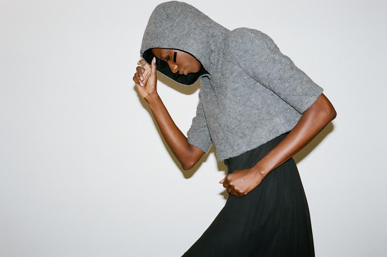 People fashion woman model