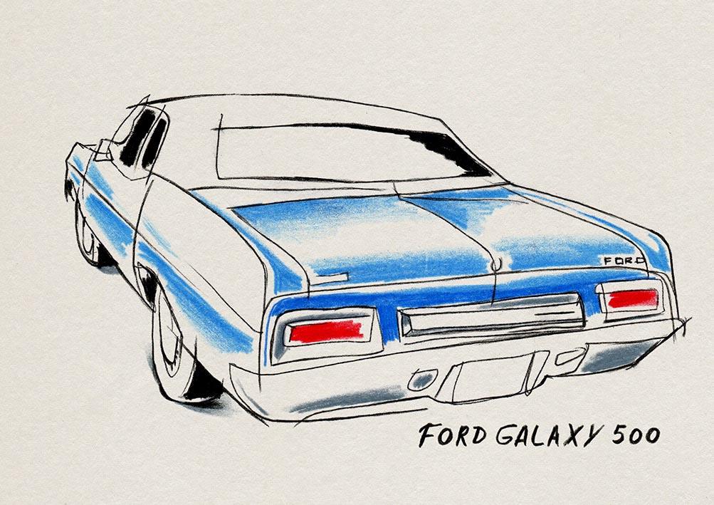 car cars transportation blue vintage oldtimer old classic