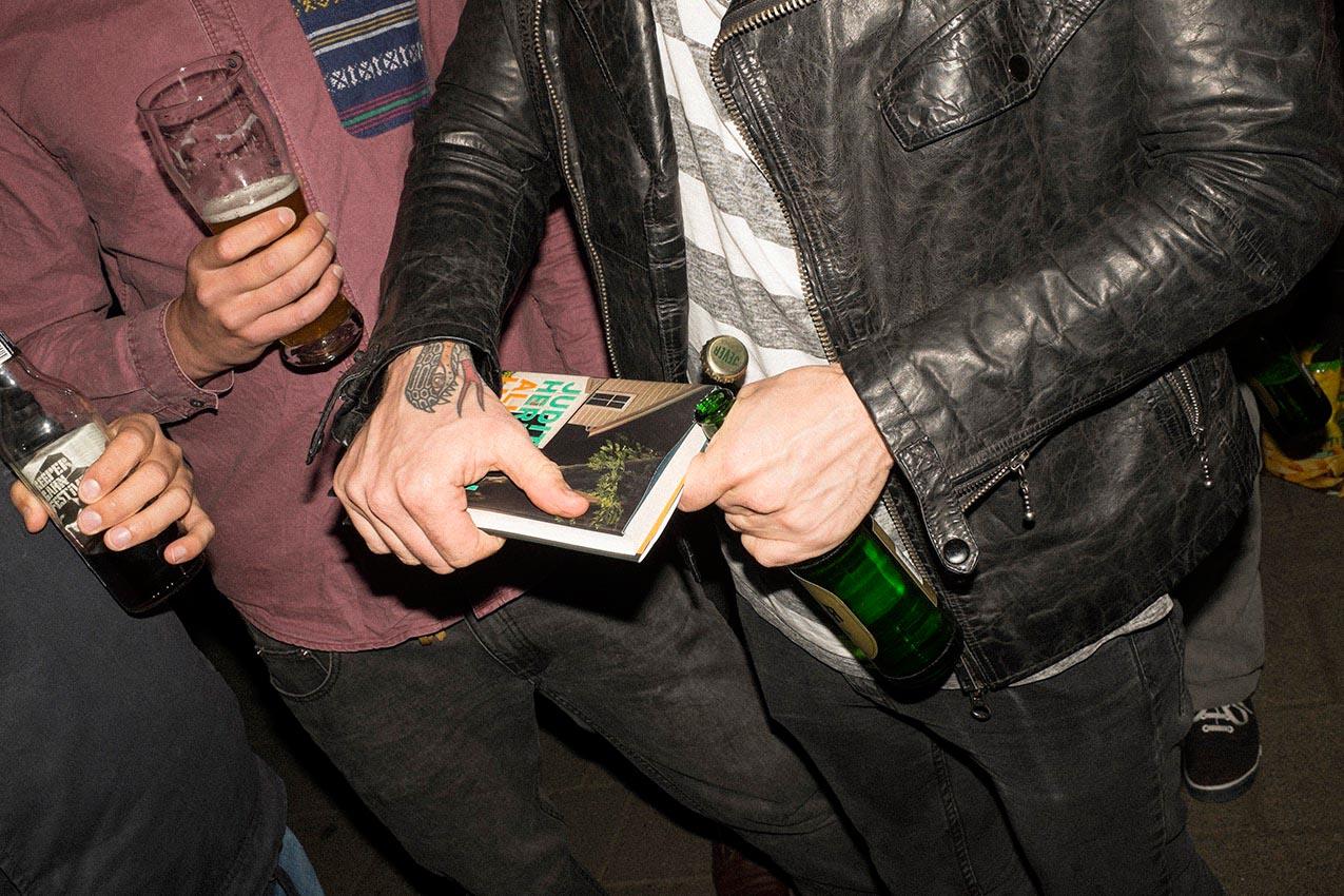 People man men bottle beer documentary