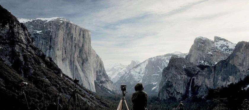 photographer mountain mountains hill hills sky camera cameras