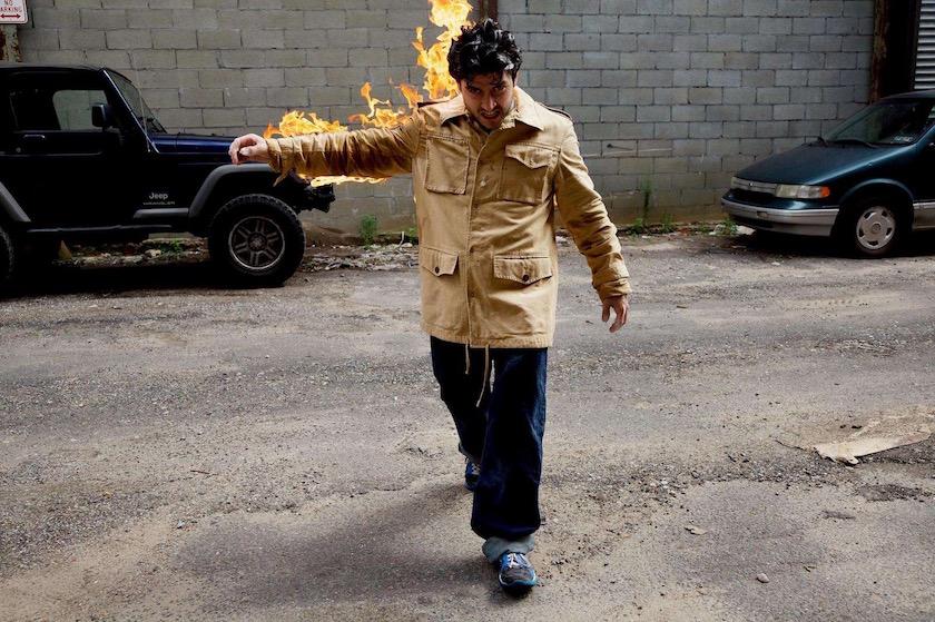 photograph photographer photo photographers photography man outside fire burn burning heat hot flame flames walk walking