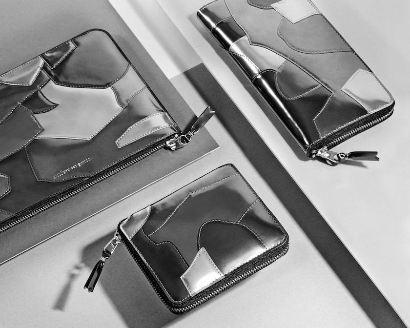 stills accessories wallet cdg leather