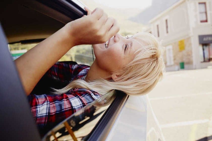 photo photos photography photographer photographers young woman blond car head