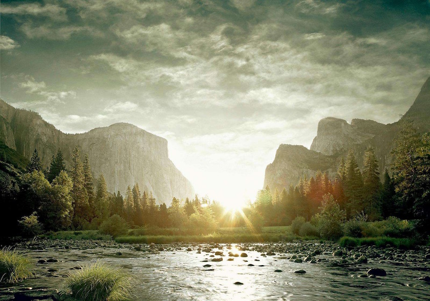 photo photos photography photographer photographers green mountain lake sea sky cloud clouds river sunflare