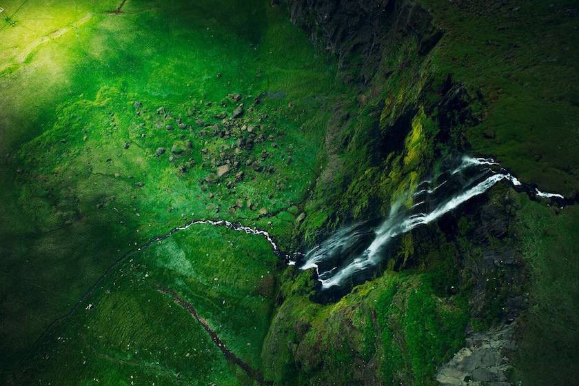 photo photos photography photographer photographers nature green river waterfall mountain vale flow run pour
