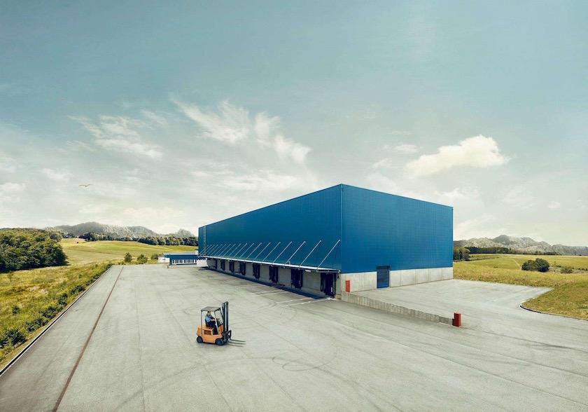 photo photos photography photographer photographers building blue forklift
