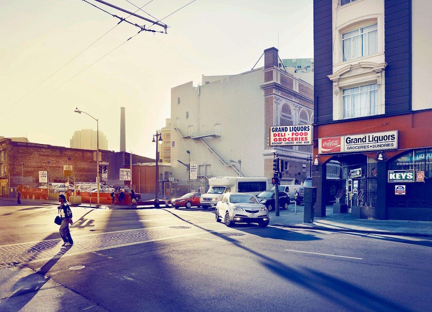 photo photos photography photographer photographers city urban street building buildings car cars deli groceries food