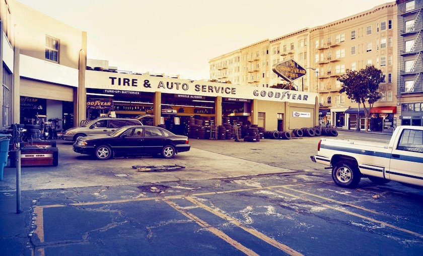 photo photos photography photographer photographers city urban street building buildings car cars tire auto service garage tires wheel wheels