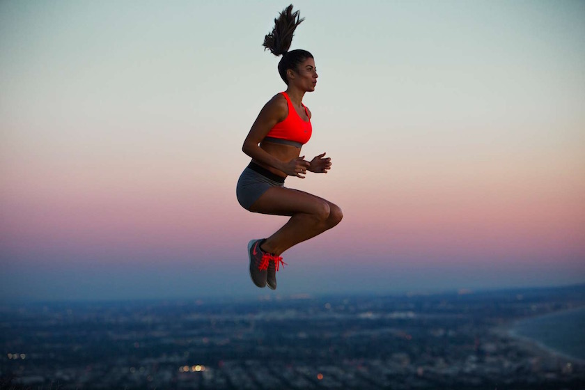 photo photos photography photographer photographers young woman sport sports jump jumping
