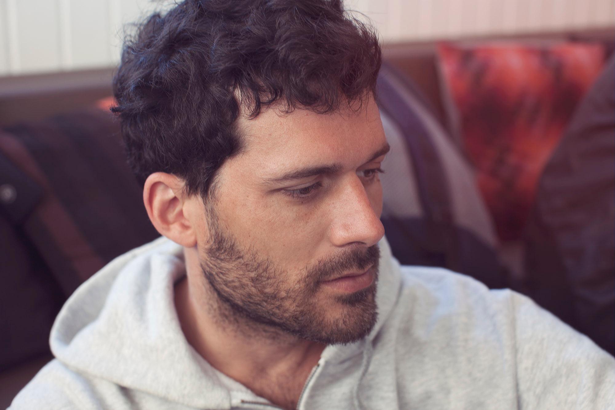 photo photography photographer man face gaze beard bearded