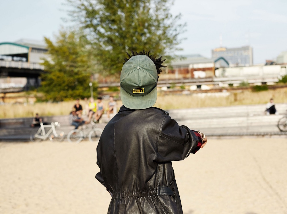 photography photographers photographer photos photo lifestyle people man outside back cap obey jacket leather bike leisure