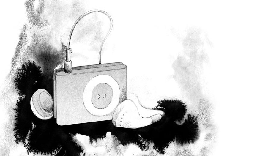 ipod music apple mac