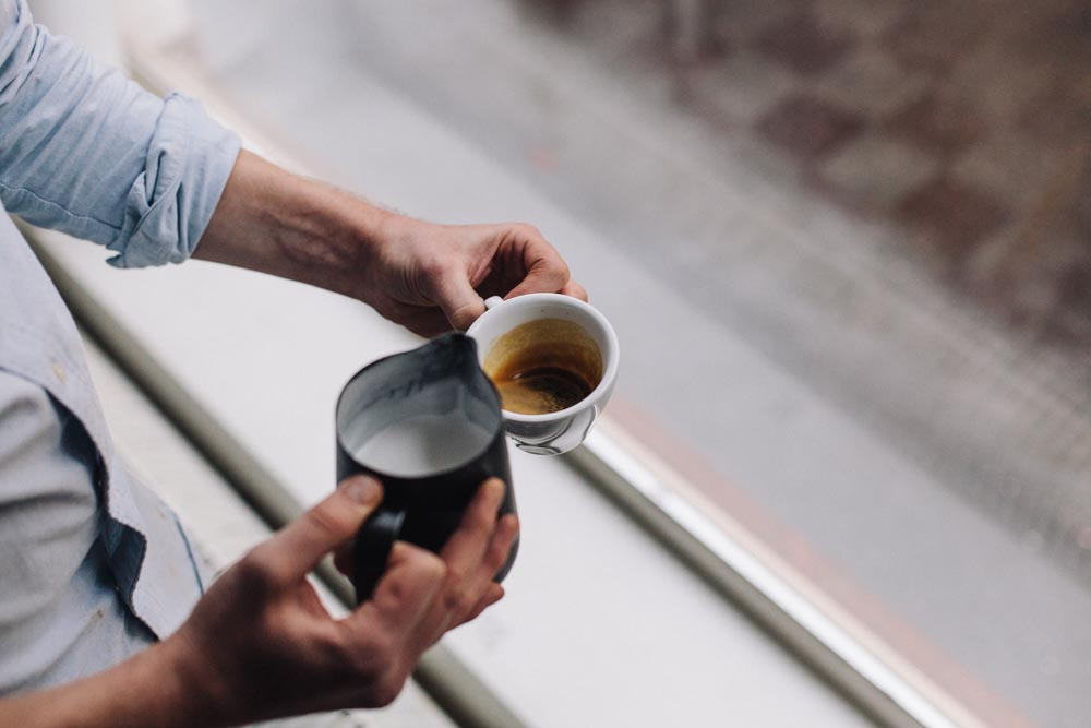 Lifestyle hands hand coffee cup indoor indoors