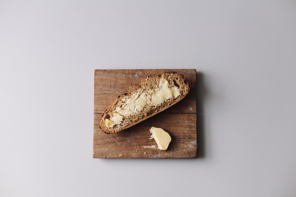 still stills bread butter food