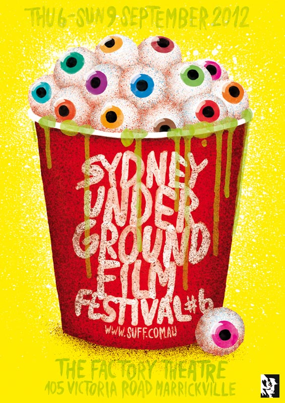 Sydney underground film festival leak leaking eyes