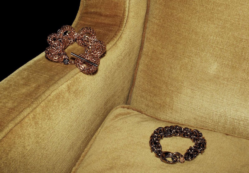 bracelet jewelry sofa couch