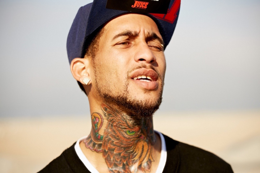 man tattoo tattoos black cap juice owl face head pierced piercing