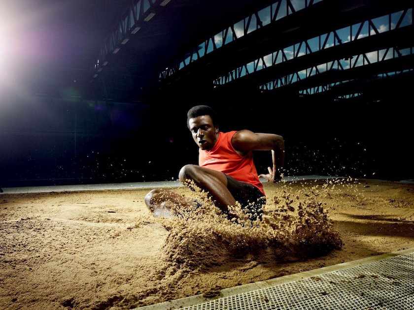 photograph photographer photo photographers photography black man fit strong sport sports athletic athletics jump sand
