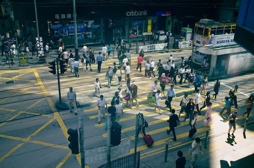 photo photos photography photographer photographers people city asia street pedestrian asians man men woman women traffic crosswalk