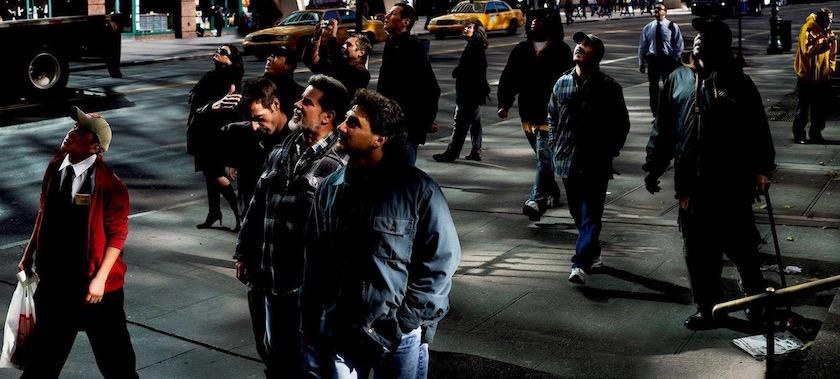 photo photos photographer photographers photography man men street pedestrian pedestrians walker walkers city walk walking worker workers