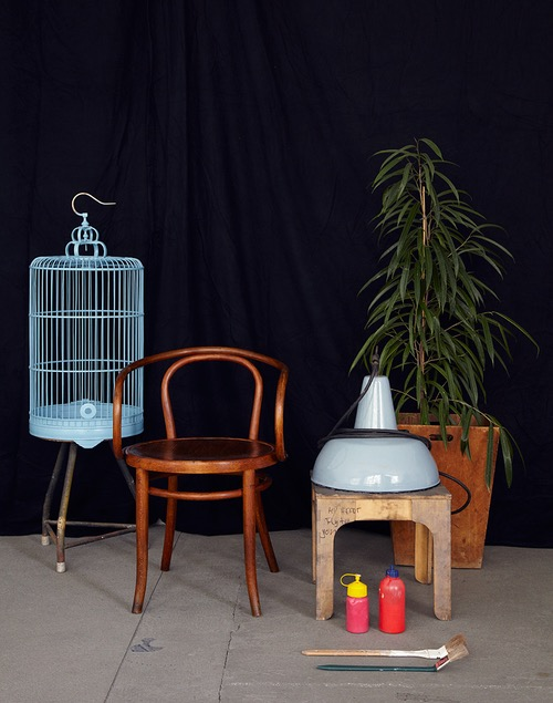 photo photos photography photographer photographers picture pictures image images objects chair plants lamp paintbrush brush cage birdcage