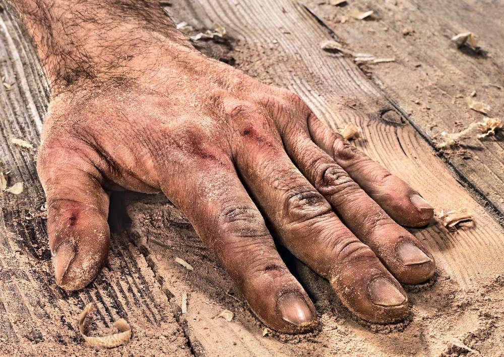 photographer photography photo image hand wood sawdust wooden