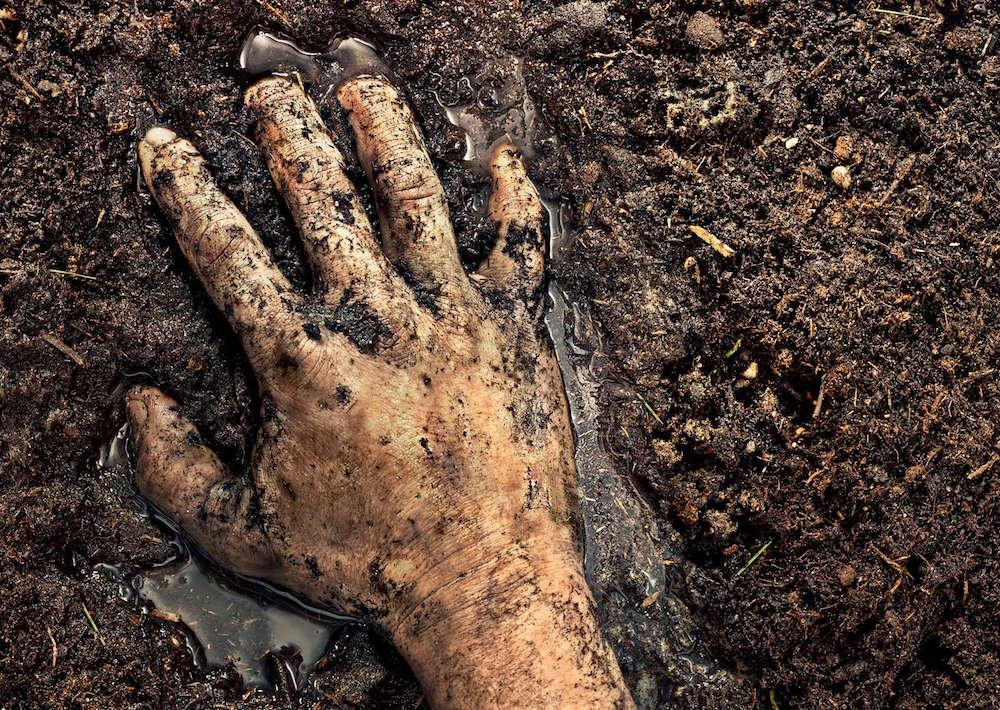 photographer photography photo image hand mud soil