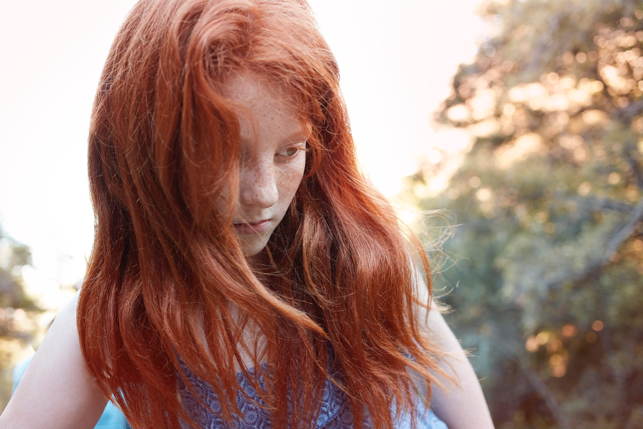 photo photography photographer kid child children girl ginger face hair