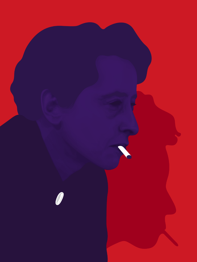 illustration, illustrations, illustrator, illustrators, man, men, profile, smoke, smoking, cigarette, cigarettes, shadow, flat