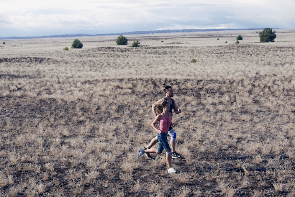 photo, photos, photography, photographer, photographers, woman, women, run, running, field, rural, tree, trees, nature