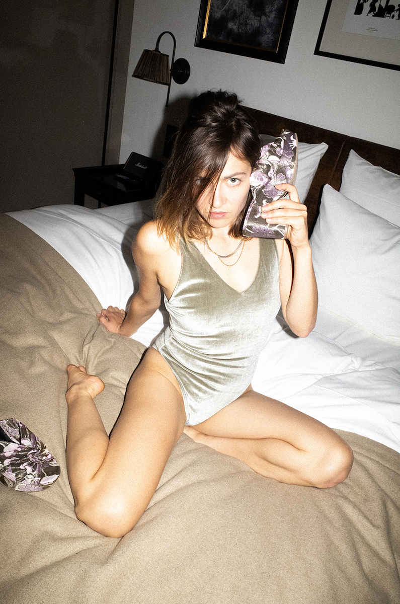 Amber clayton nackt